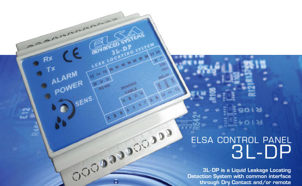 elsa-3l-dp-water-detection-system
